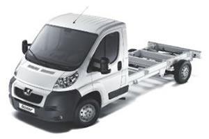 archive vans peugeot boxer 330 l1 130 chassis cab. Black Bedroom Furniture Sets. Home Design Ideas